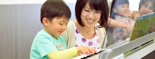 音楽教室エレクトーン