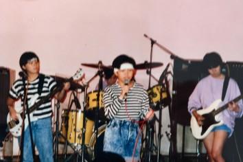 1989年頃の発表会